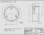 пример оформления чертежей в SolidWorks